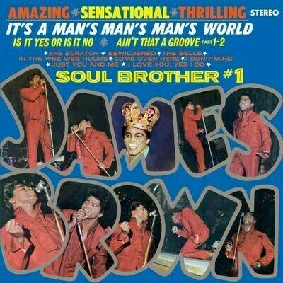James Brown - It's A Man's Man's Man's World [LP]