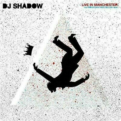 DJ Shadow - Live In Manchester [2LP]