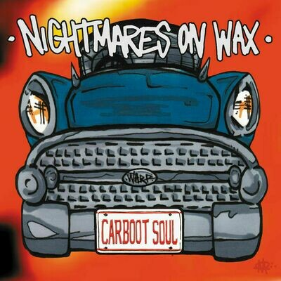 Nightmares On Wax - Carboot Soul [2LP]