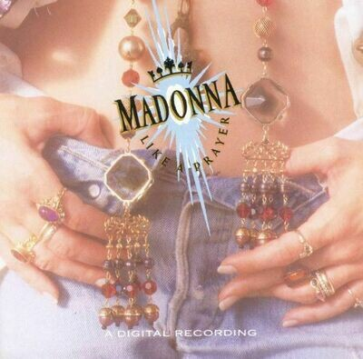 Madonna - Like a Prayer [LP]
