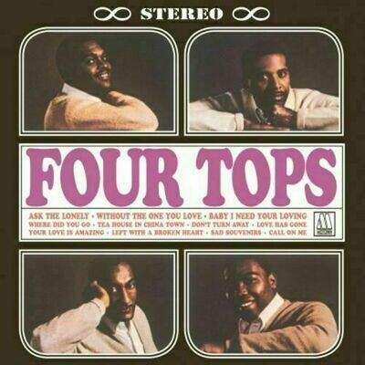 The Four Tops - The Four Tops [LP]