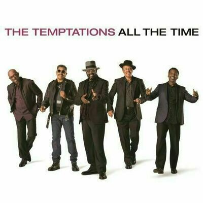 Temptations - All The Time [LP]