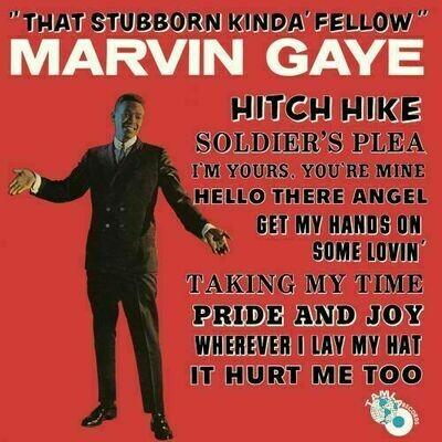 Marvin Gaye - That Stubborn Kinda' Fellow [LP]