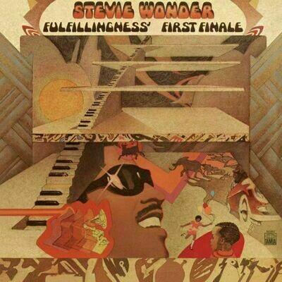 Stevie Wonder - Fulfillingness' First Finale [LP]