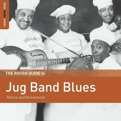 Various - Rough Guide To Jug Band Blues [LP]