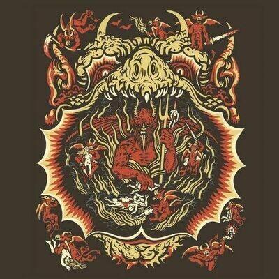 Various - World Is A Monster: Lonesome, Blue And Jump Jivin' Hillbillies [LP]