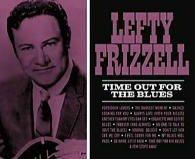 Lefty Frizell - Time Out For The Blues [LP]