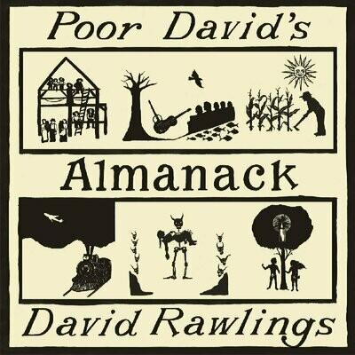 David Rawlings - Poor David's Almanack [LP]