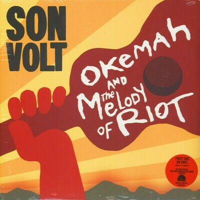 Son Volt - Okemah And The Melody Of Riot [2LP]