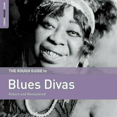 Various - The Rough Guide To Blues Divas [LP]