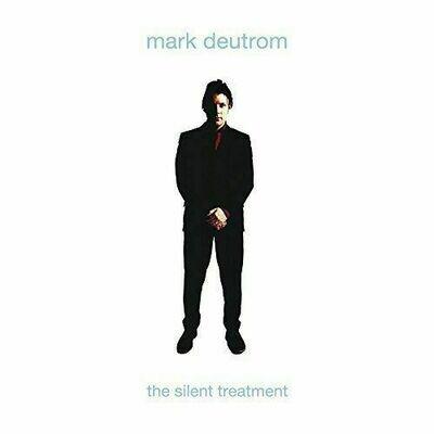 Mark Deutrom - Silent Treatment (White) [2LP]