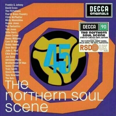 Various - The Northern Soul Scene [2LP]