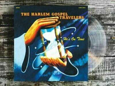 The Harlem Gospel Singers - He's On Time [LP]