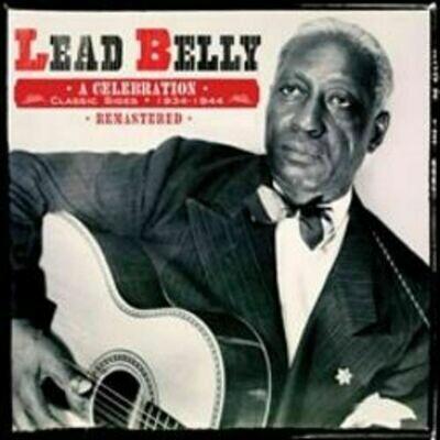 Leadbelly - Celebration: Classic Sides 1934-1944 [LP]