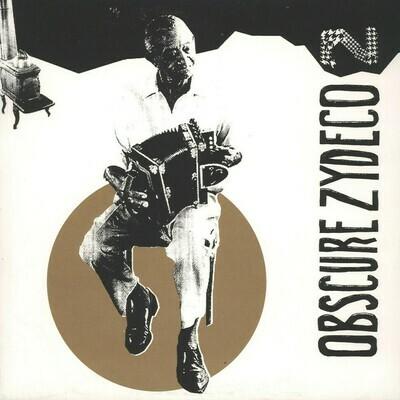 Various - Hypnotic Cajun & Obscure Zydeco Vol.2 [LP]