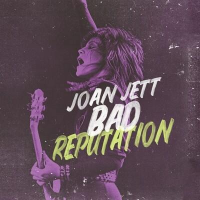 Joan Jett - Bad Reputation OST (Trans Yellow) [LP]