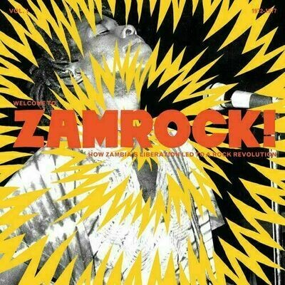 Various - Welcome To Zamrock 1 [2LP]