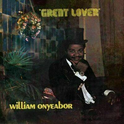 William Onyeabor - Great Lover [LP]