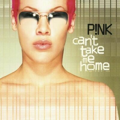 P!nk - Can't Take Me Home (Gold) [2LP]
