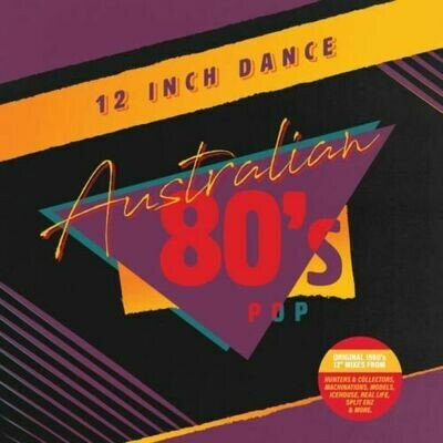 Various - 12 Inch Dance: Australian '80s Pop [2LP]
