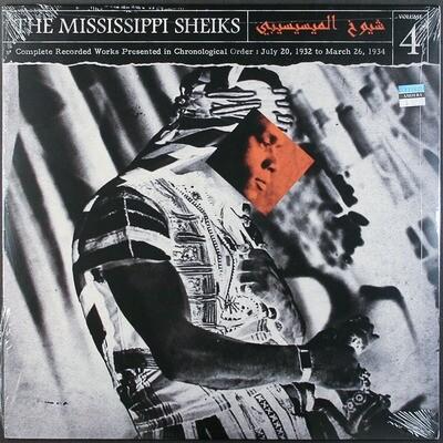 Mississippi Sheiks - Complete Recorded Works Presented In Chronological Order Volume 4 [LP], Comp, 180