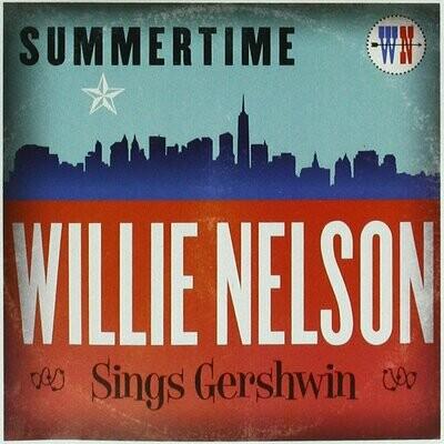 Willie Nelson - Summertime: Willie Nelson Sings Gershwin [LP]