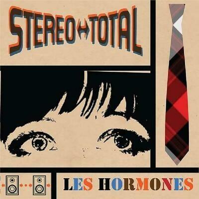 Stereo Total - Les Hormones [LP], (Blue) + CD