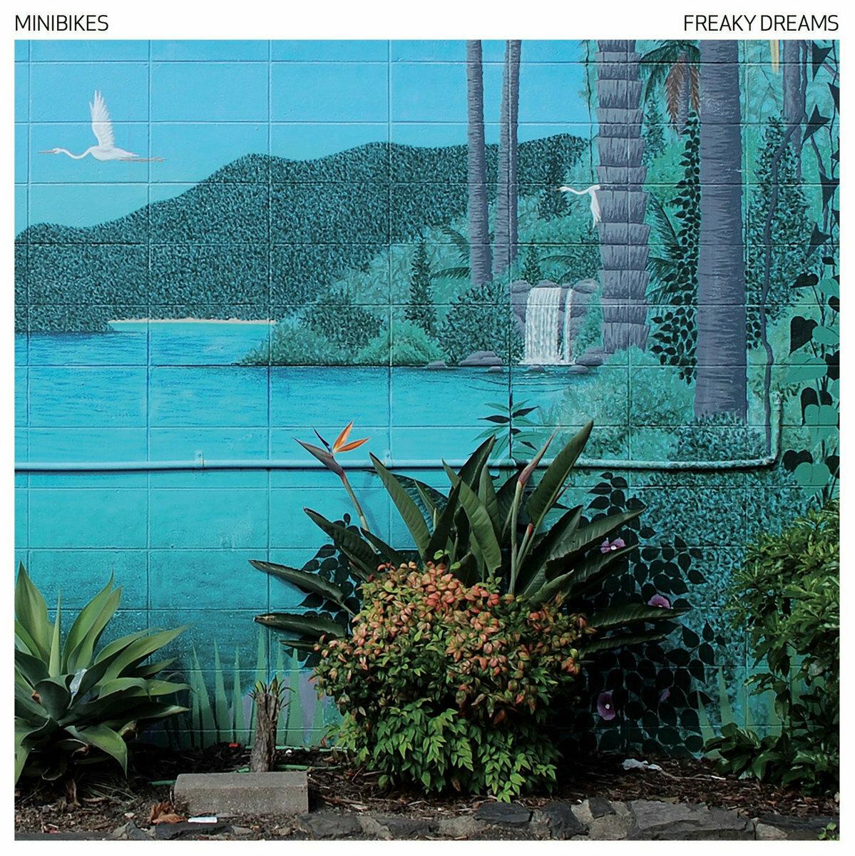 Minibikes - Freaky Dreams [LP]