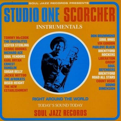 Various - Studio One Scorcher [2LP]