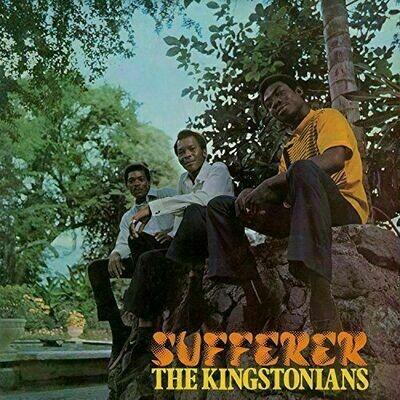 The Kingstonians - Sufferer (Orange) [LP]