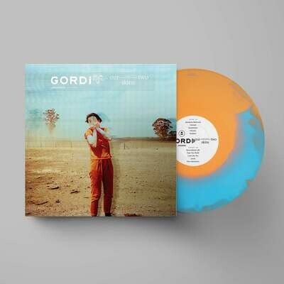 Gordi - Our Two Skins (Orange/Blue Swirl) [LP]