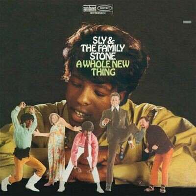 Sly & The Family Stone - A Whole New Thing [LP]