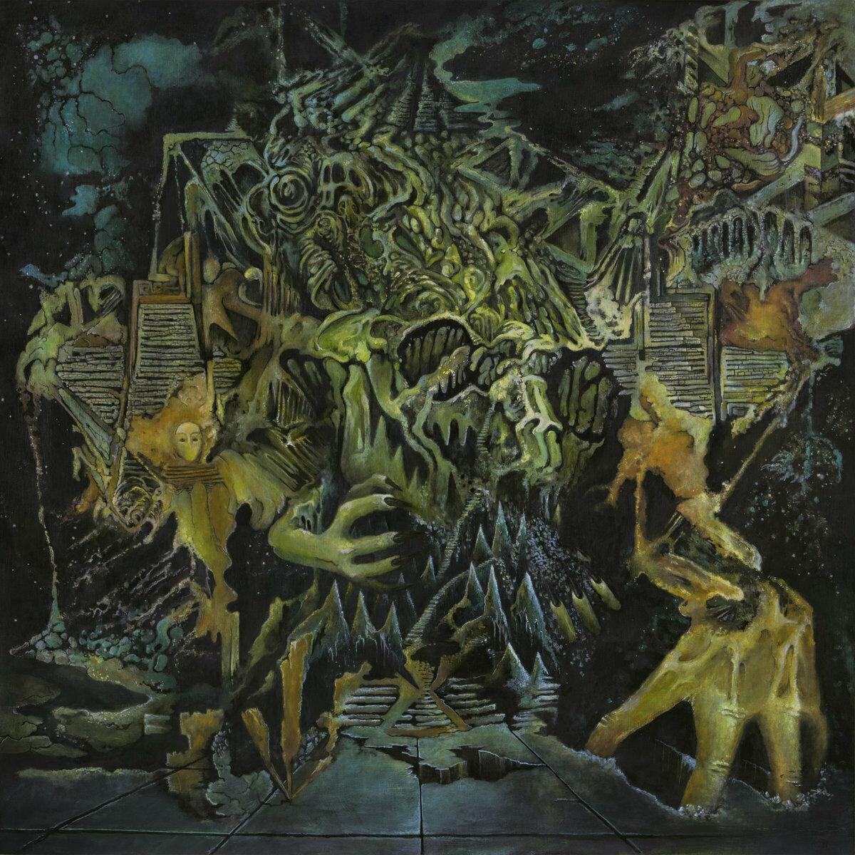 King Gizzard & The Lizard Wizard - Murder Of The Universe [LP]
