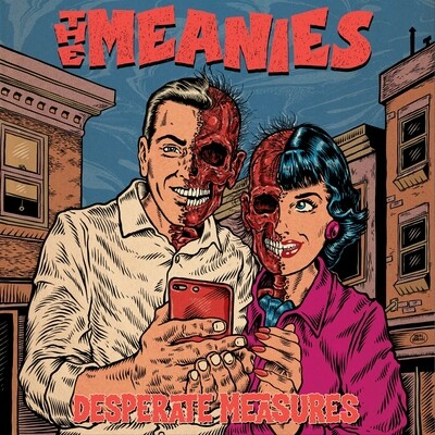 The Meanies - Desperate Measures [LP]