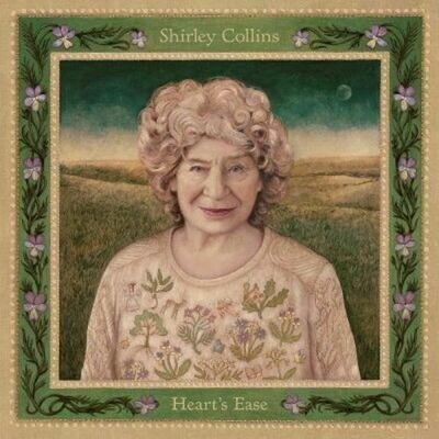 Shirley Collins - Hearts Ease [LP]