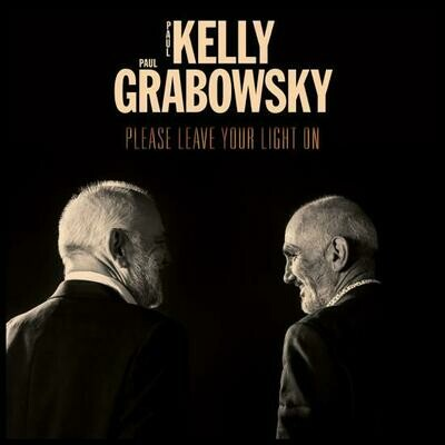 Paul Kelly & Paul Grabowsky - Please Leave Your Light On [LP]