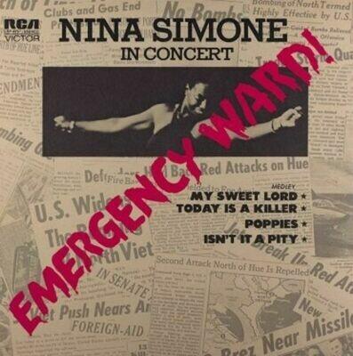 Nina Simone - Emergency Ward [LP]
