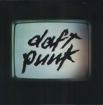 Daft Punk - Human After All [2LP]