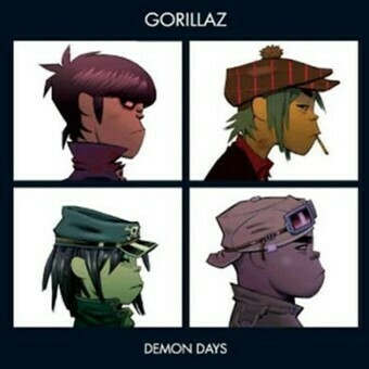 Gorillaz - Demon Days [2LP]