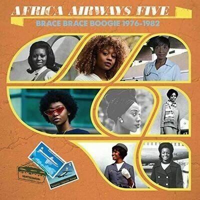 Various – Africa Airways Five: Brace Brace Boogie [LP]