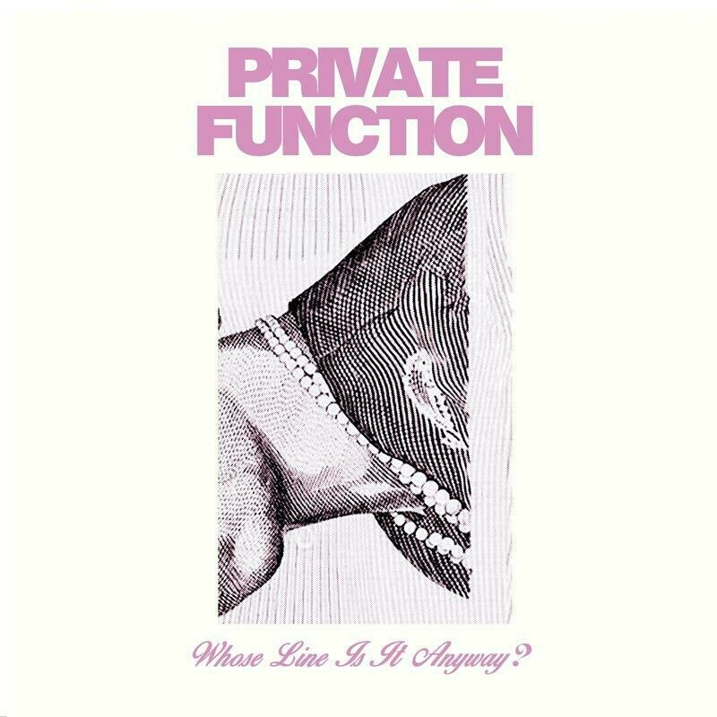 Private Function - Whose Line Is It Anyway? (Purple/Pink) [LP]