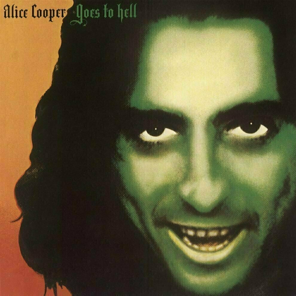 Alice Cooper - Alice Cooper Goes To Hell [LP]