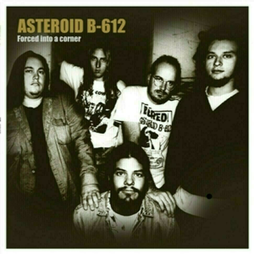 Asteroid B—612 - Forced Into A Corner [LP]