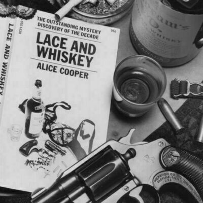 Alice Cooper - Lace And Whiskey [LP]