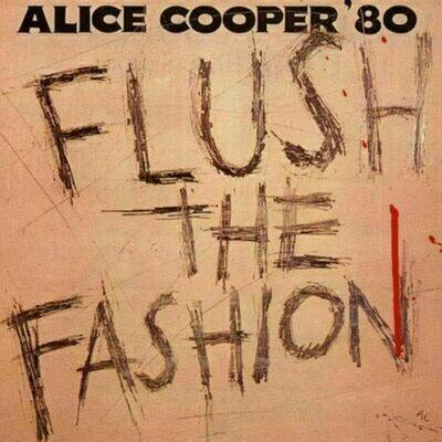 Alice Cooper - Flush The Fashion [LP]