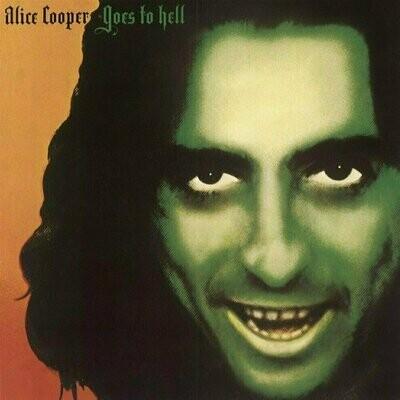 Alice Cooper - Alice Cooper Goes To Hell [LP]