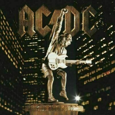 AC/DC - Stiff Upper Lip [LP]