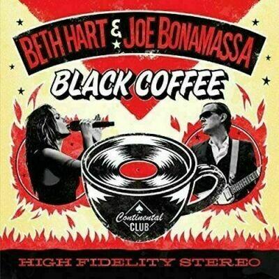 Beth Hart & Joe Bonamassa - Black Coffee (Red) [2LP]