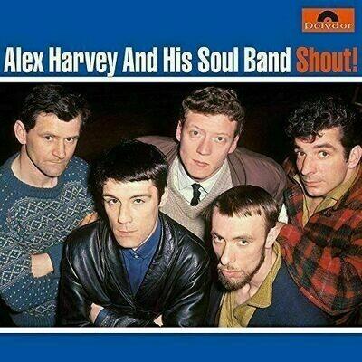 Alex Harvey & His Soul Band - Shout! [LP]
