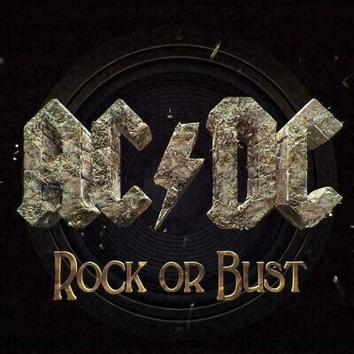 AC/DC - Rock Or Bust [LP+CD]